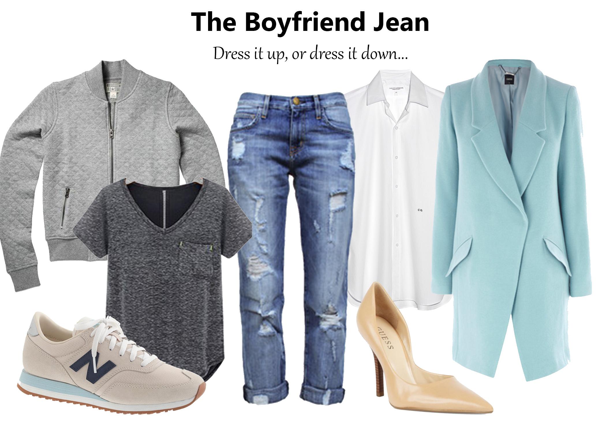 The Versatile Boyfriend Jean