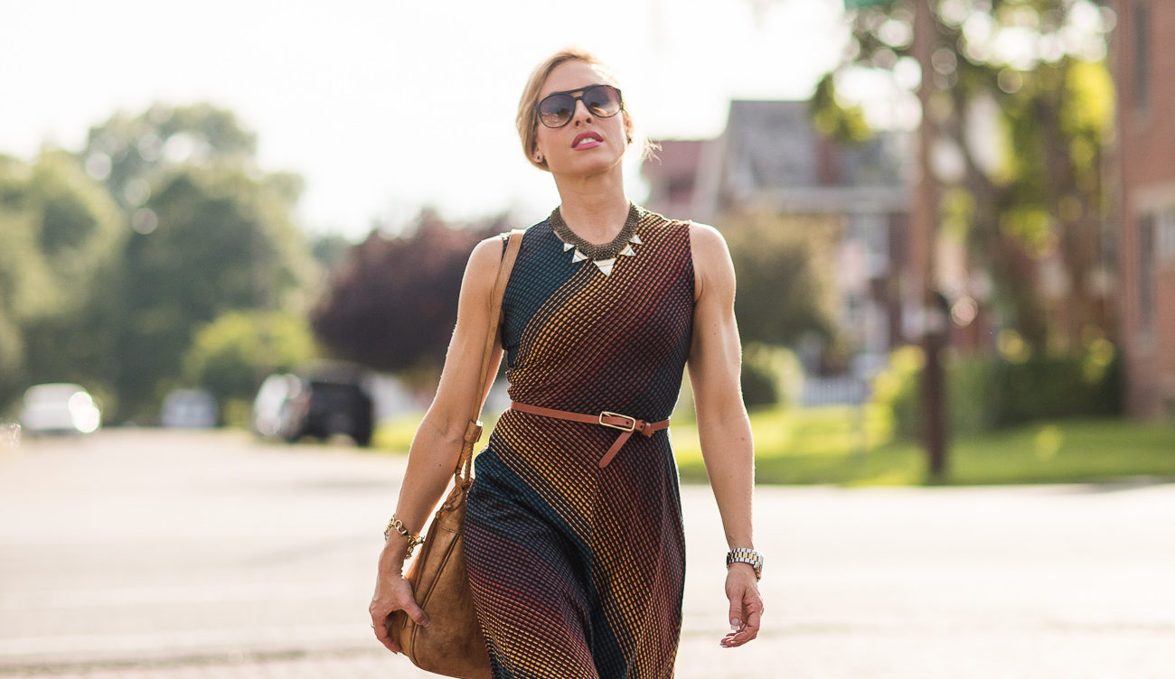 3 Ways to Transition Dresses into Fall