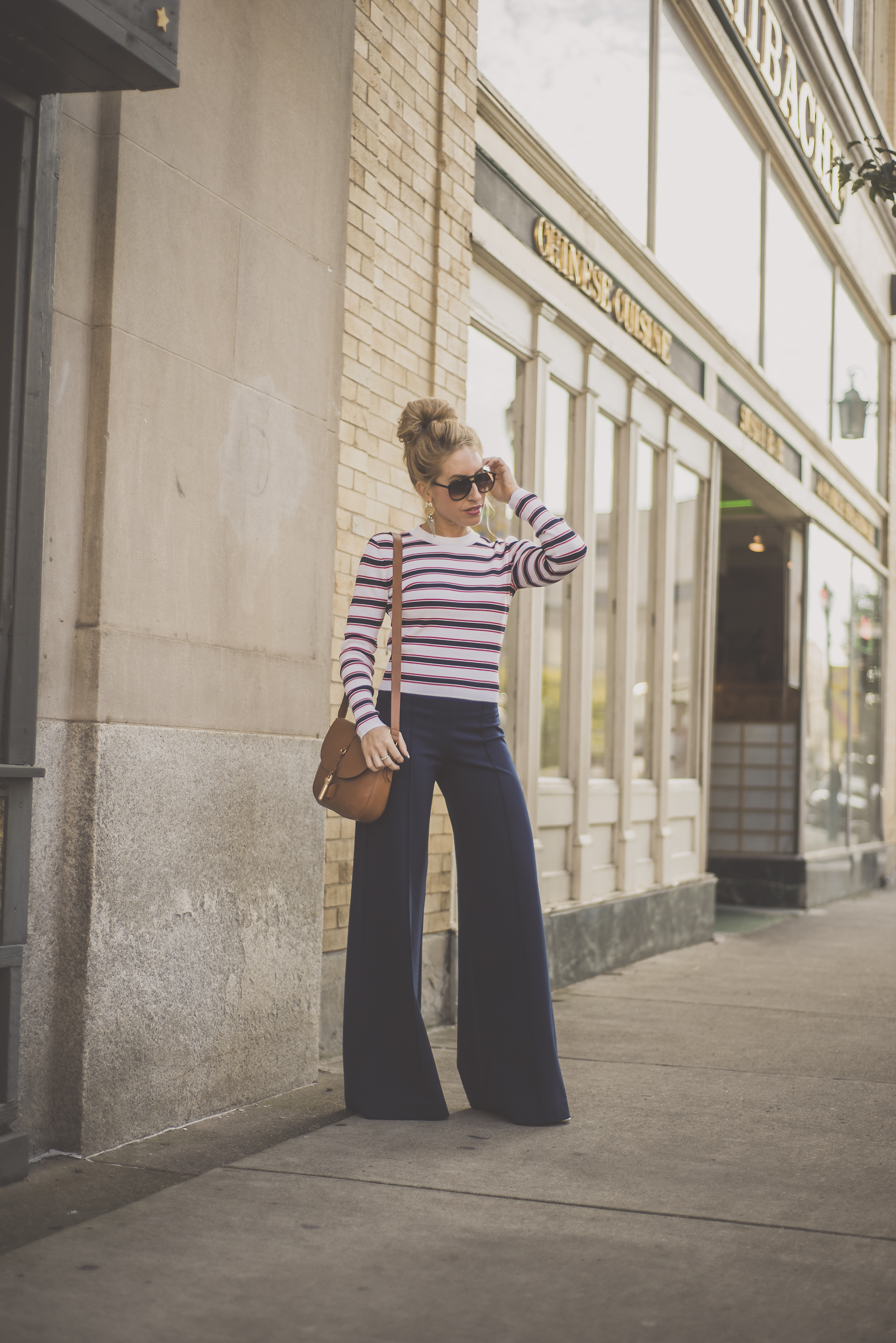 How to Rock the Wide Leg Pant