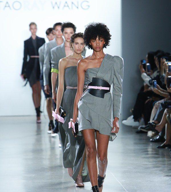 NYFW- Designer Taoray Wang SS19