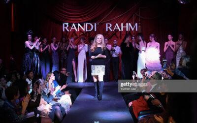 Randi Rahm – Couture/Ink Runway Show