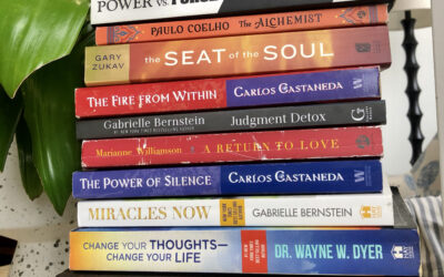 15 Books That Have Guided Me The Most During My 16 Year Spiritual Journey
