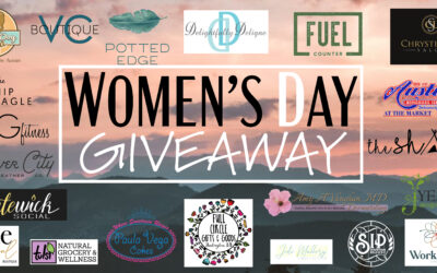 Tristate Women's Day Giveaway